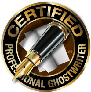 professional ghostwriter
